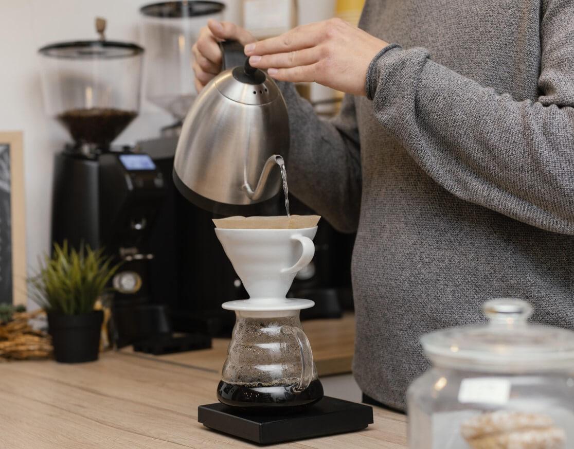 kávé csapatépítő workshop