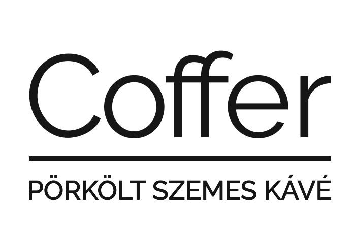 coffer pörkölő logó